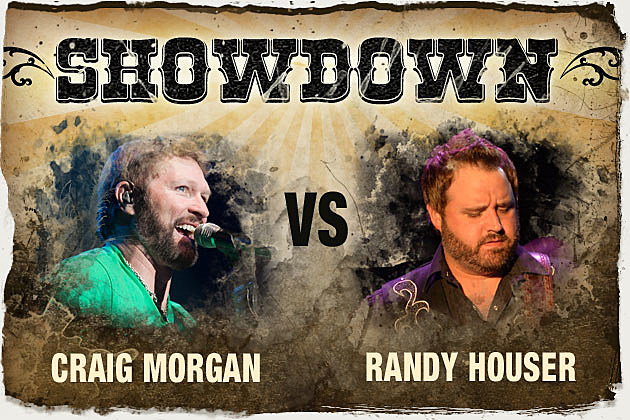 Craig Morgan, Randy Houser