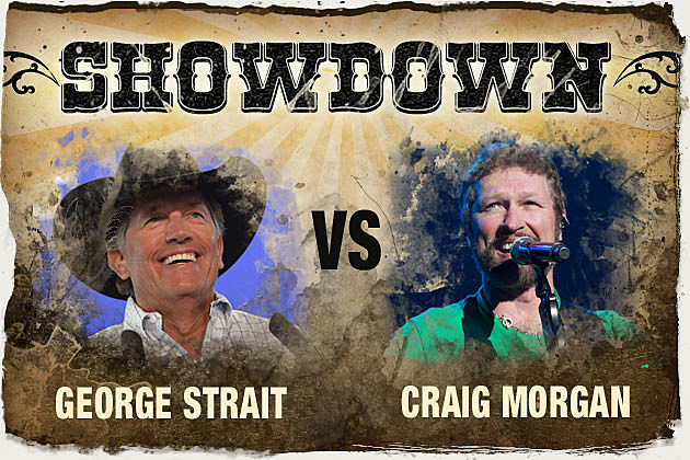 George Strait Craig Morgan