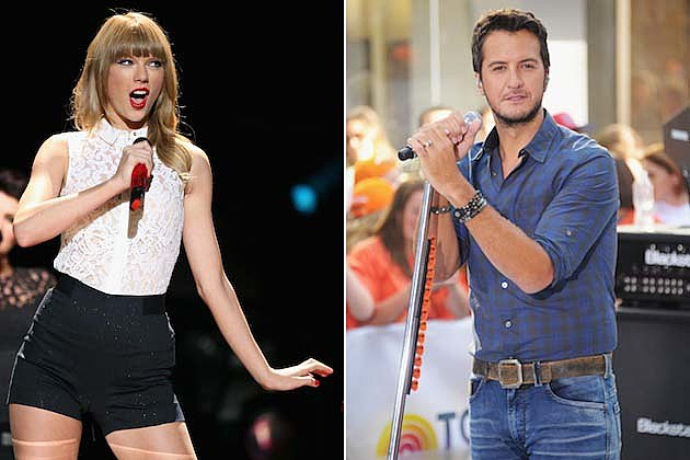 Taylor Swift, Luke Bryan