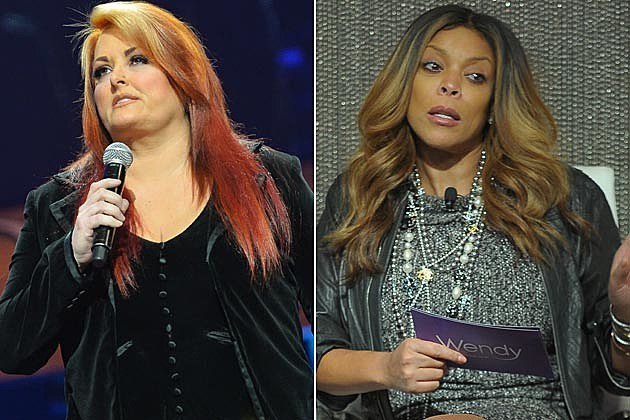 Wynonna Judd Wendy Williams