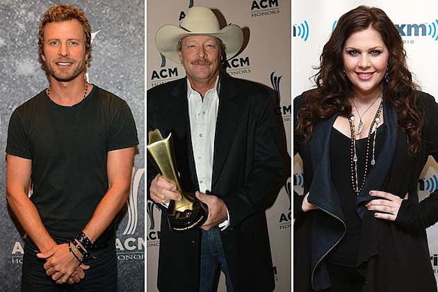 Alan Jackson, Dierks Bentley, Hillary Scott