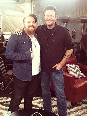 Austin Jenckes, Blake Shelton