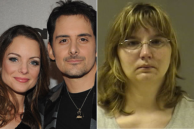 Brad Paisley, Kimberly Williams, Hope Jackson
