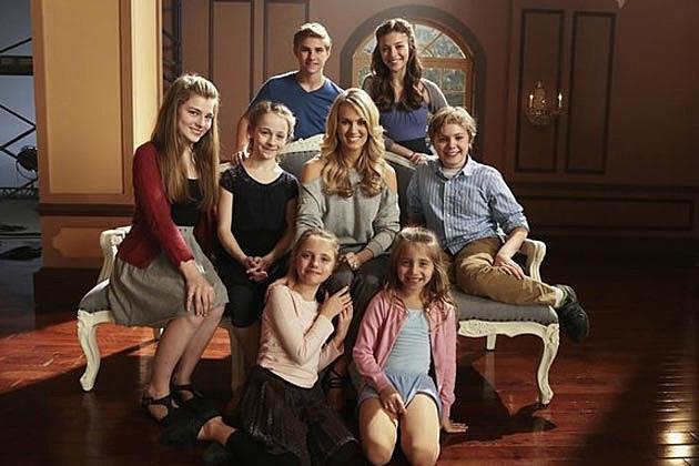 Carrie Von Trapp Kids