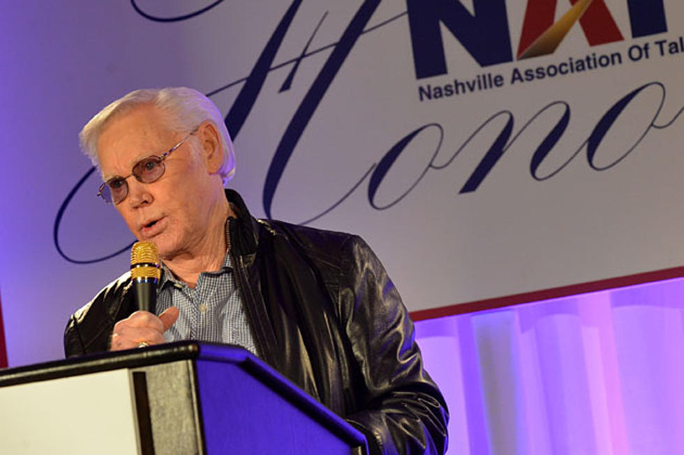 Remember When George Jones Performed He Stopped Loving Her Today