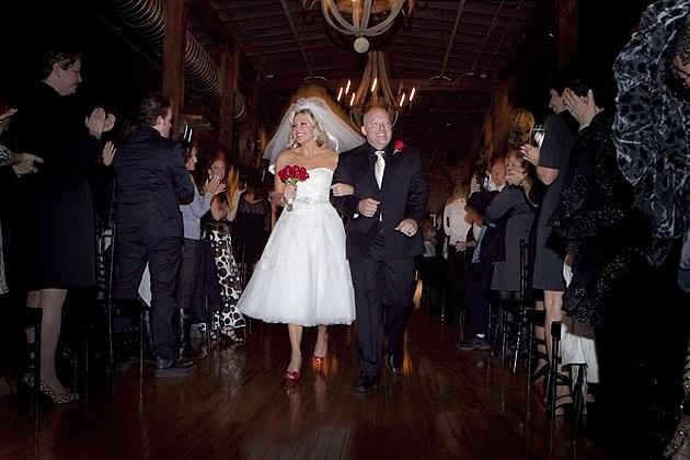 Gwen Sebastian Wedding