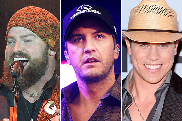 Zac Brown, Luke Bryan, Dustin Lynch