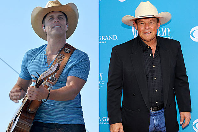 Dustin Lynch, Sammy kershaw