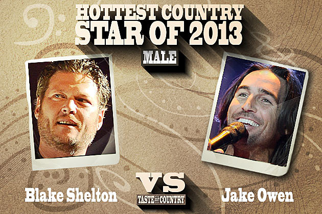 Blake Shelton vs. Jake Owen