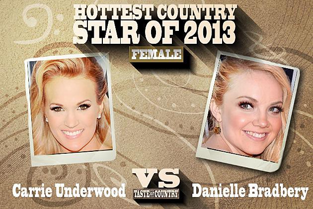 Carrie Underwood, Danielle Bradbery