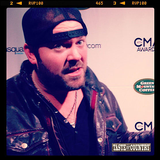 Lee Brice Shocked