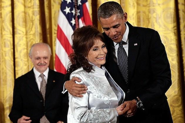 Loretta Lynn, Barack Obama