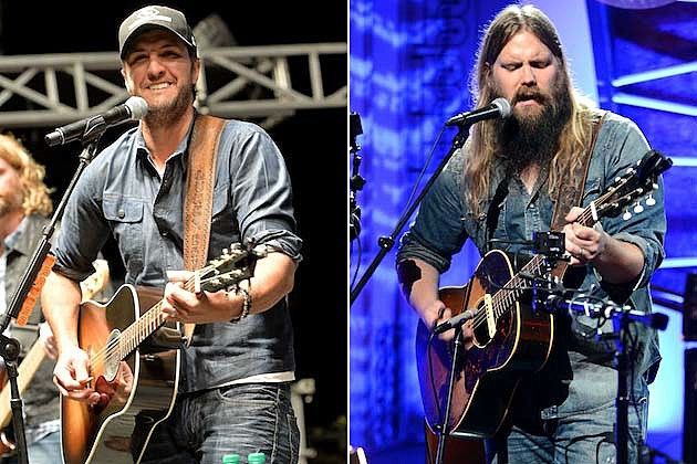 Luke Bryan, Chris Stapleton