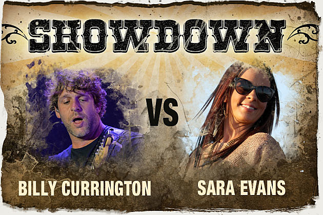 Billy Currington, Sara Evans