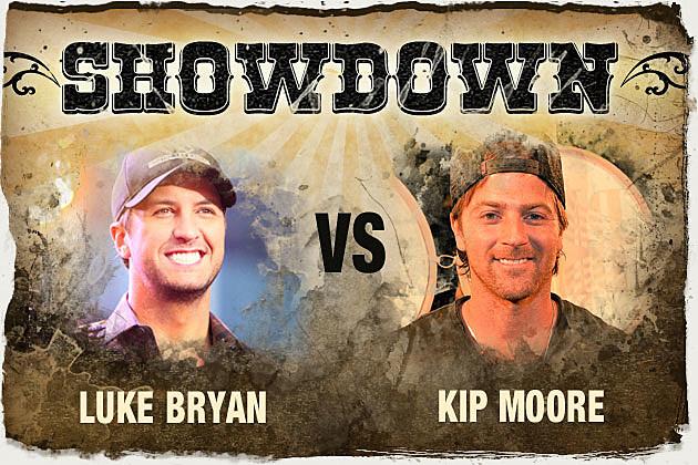 Luke Bryan, Kip Moore