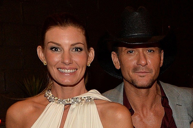 Tim McGraw, Faith Hill