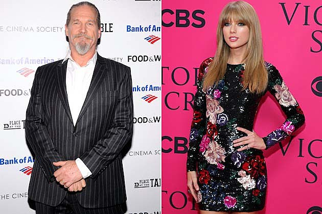 Taylor Swift, Jeff Bridges