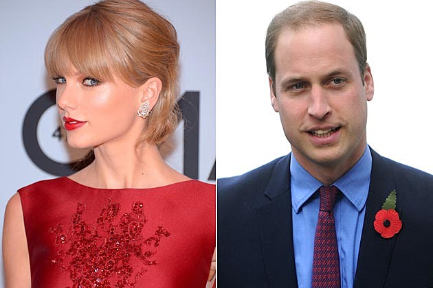 Taylor Swift Prince William