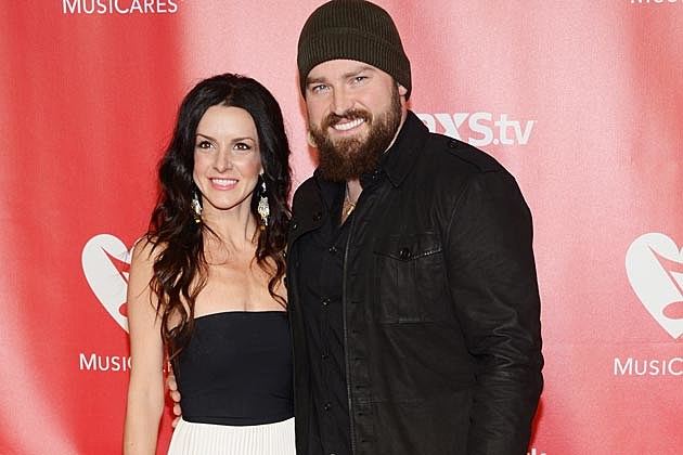 Zac Brown Shelly Brown