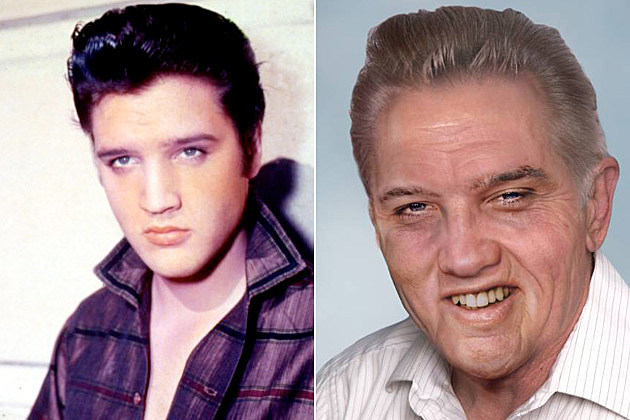 Elvis Then and Maybe Now