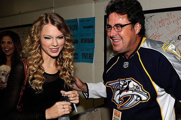 Taylor Swift, Vince Gill