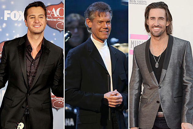 Luke Bryan, Randy Travis, Jake Owen