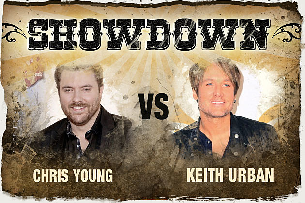 Chris Young, Keith Urban
