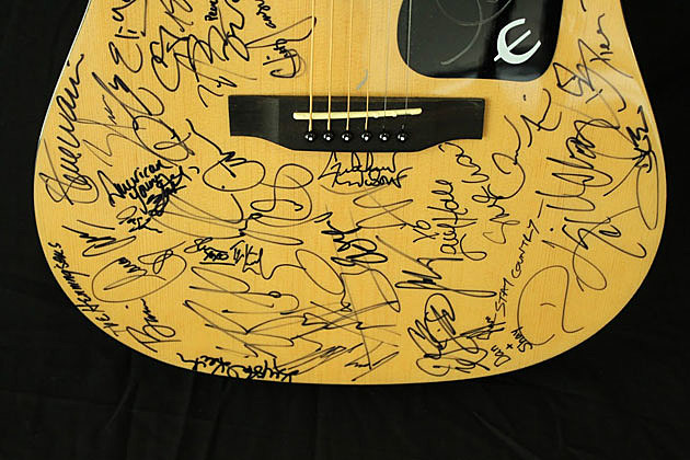St. Jude Guitar