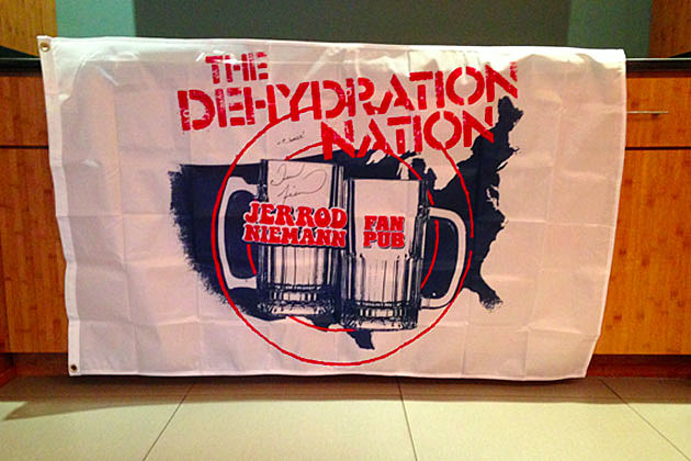 Dehydration Nation Flag