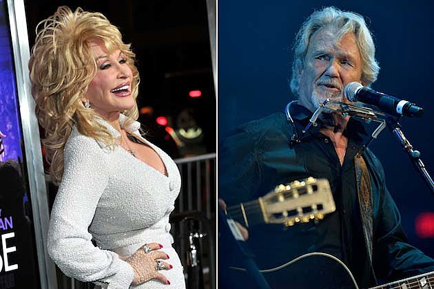 Kris Kristofferson, Dolly Parton