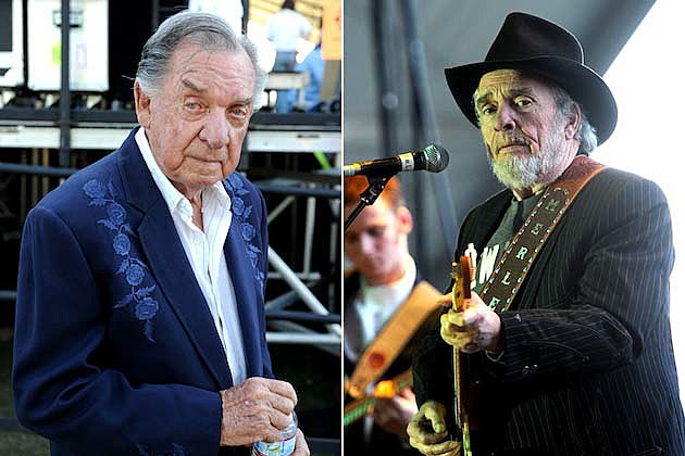 Ray Price, Merle Haggard