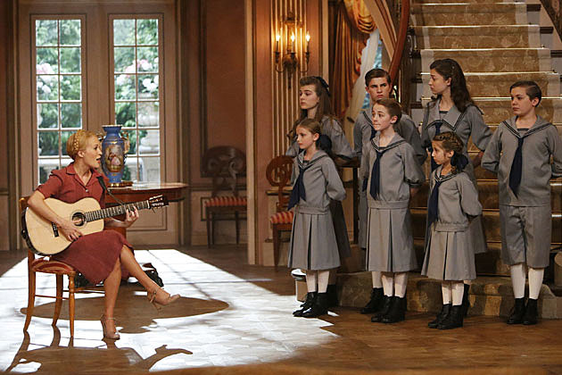 Carrie Underwood, Sound of Music