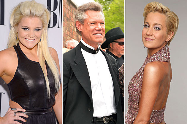 Lauren Alaina, Randy Travis, Kellie Pickler