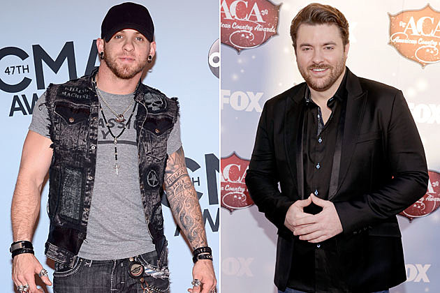 Chris Young, Brantley Gilbert