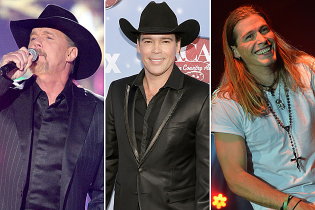 Trace Adkins, Clay Walker, Jason Michael Carroll