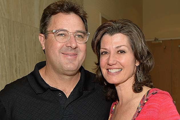Vince Gill Amy Grant Blended Family