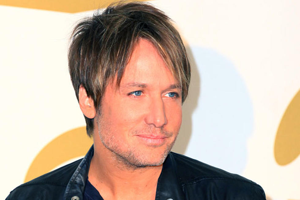 Keith Urban Launches \'By Keith Urban\' T-Shirt Line
