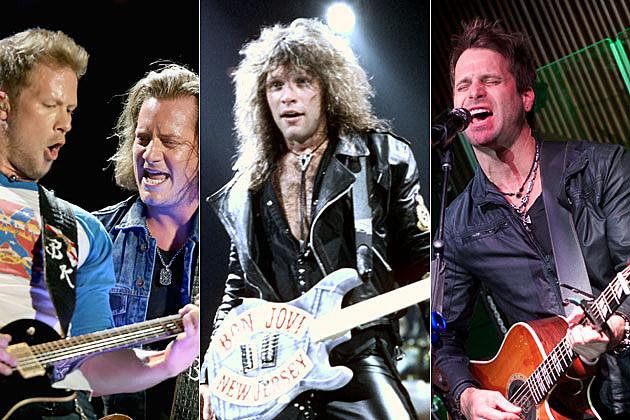 FGL, Bon Jovi, Parmalee