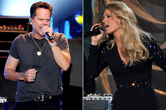 Gary Allan, Carrie Underwood