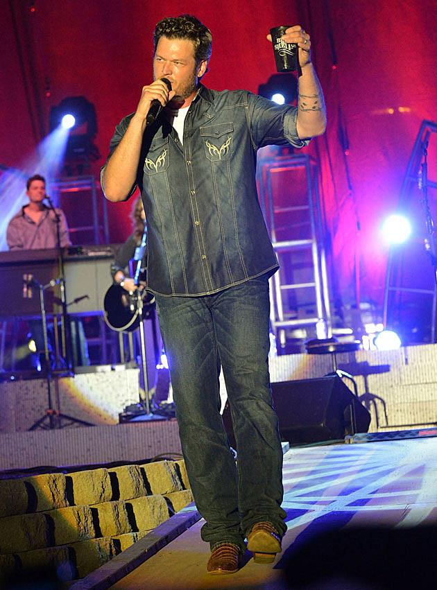 Blake Shelton Jeans