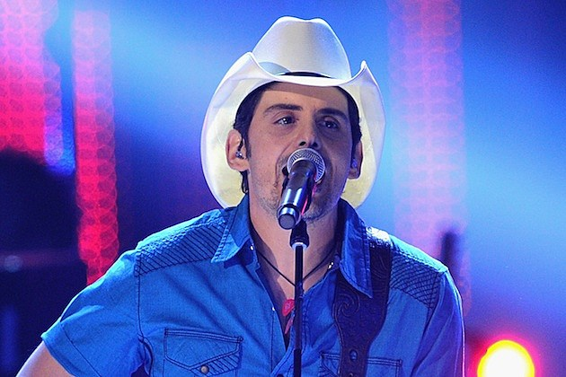 what made brad paisley say failure is not an option