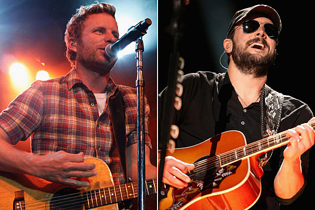 Dierks Bentley, Eric Church