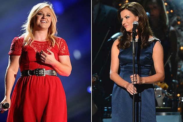 Kelly Clarkson, Martina McBride