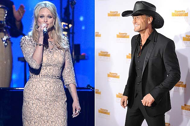 Miranda Lambert, Tim McGraw