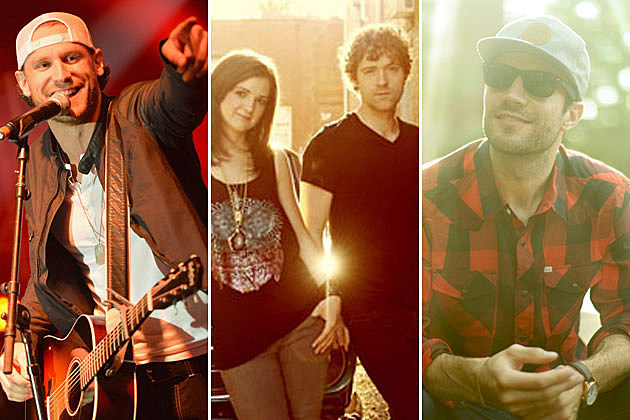 Chase Rice, Striking Matches, Sam Hunt