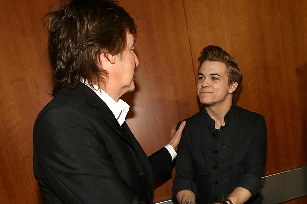 Hunter Hayes Paul McCartney Grammys