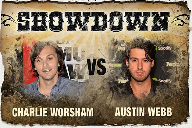 Charlie Worsham, Austin Webb