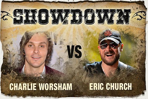 Charlie Worsham Eric Church