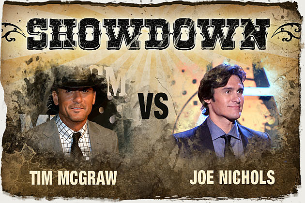 Tim McGraw, Joe Nichols