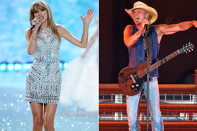 Taylor Swift Kenny Chesney